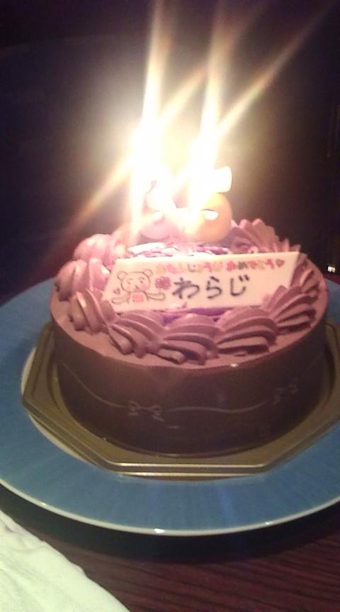 お祝いをいただきました。